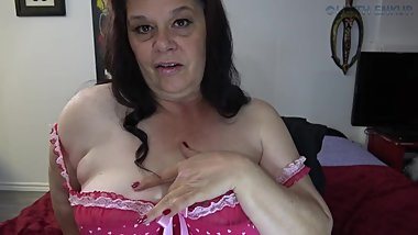 Horny MILF Takes You Home