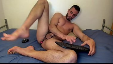 EPIC MULTIORGASMIC STUD . a TOTAL MUST - WATCH