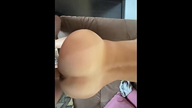 Fat cock fucks stepmoms little ass
