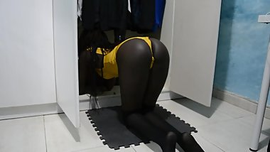 POV ... I FUCK MY BLACK STEP SISTER