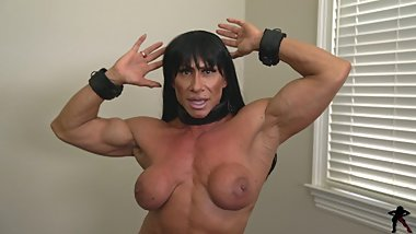 Muscle Milf Susan K Submissive Pet Part 2