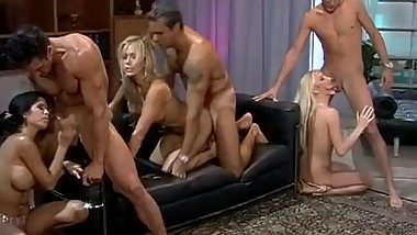 Swingers orgy part1