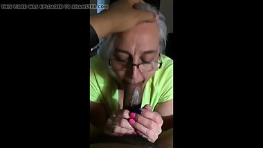 Blowjob amateur american granny from DateFree.eu